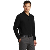 K500LSP  Long Sleeve Silk Touch™ Polo with Pocket