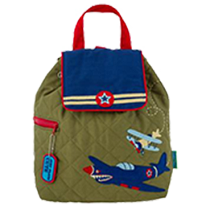 Airplane Retro Stephen Joseph Backpack