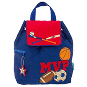 Sports MVP  Stephen Joseph Backpack